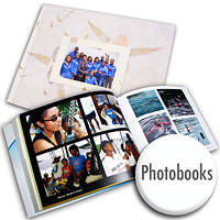 Photobooks and Calendars