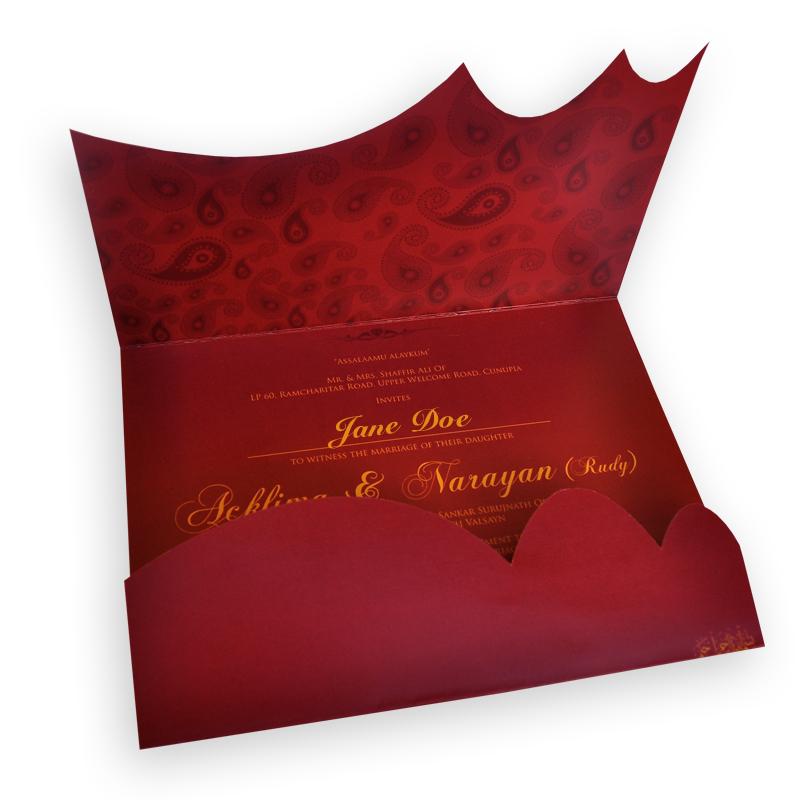 Trinidad And Tobago Wedding Invitations_Wedding Dresses